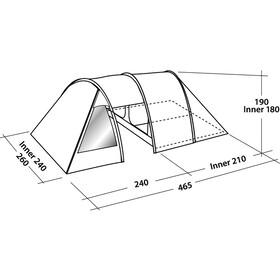 Easy Camp Galaxy 400 Tiendas de campaña